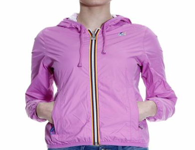8bf0a2097c K-Way giacca primaverile che fa tendenza