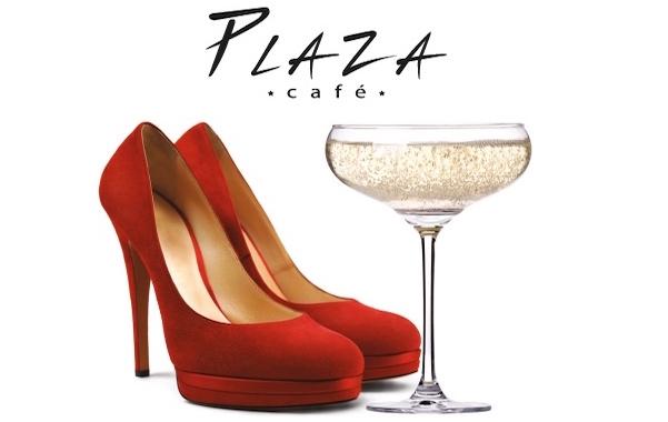 """Aperitivo """"Tacchi a Spillo"""" al Plaza Cafè, Sabato 7 Novembre"""