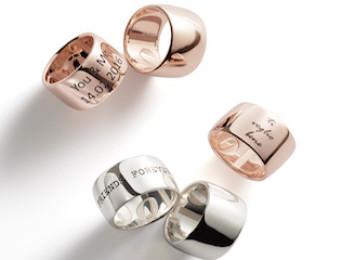 Dodo Tell Your Story, anelli personalizzabili