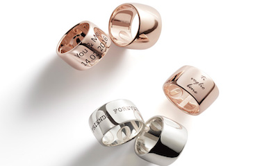 prevalente prezzi incredibili garanzia di alta qualità Dodo Tell Your Story, anelli personalizzabili - Corso Vercelli