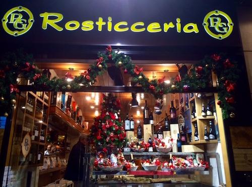 Il pranzo di Natale è coi fiocchi se è da Rosticceria Galli