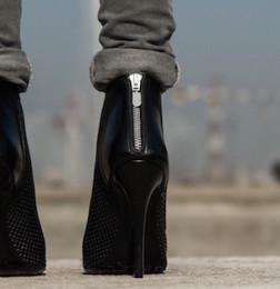 Scarpe donna milano tacco alto piazza expo.