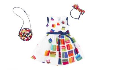 Simonetta la collezione bimbo Primavera/Estate 2015