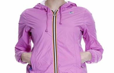 K-Way giacca primaverile che fa tendenza