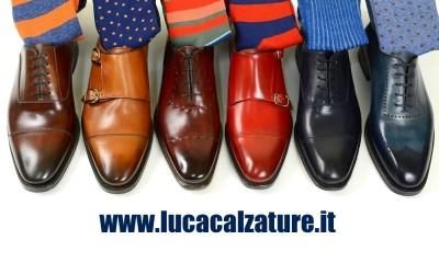 Scarpe uomo artigianali da Luca Calzature
