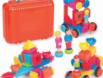 Con Bristle Blocks stimoli la tua creatività