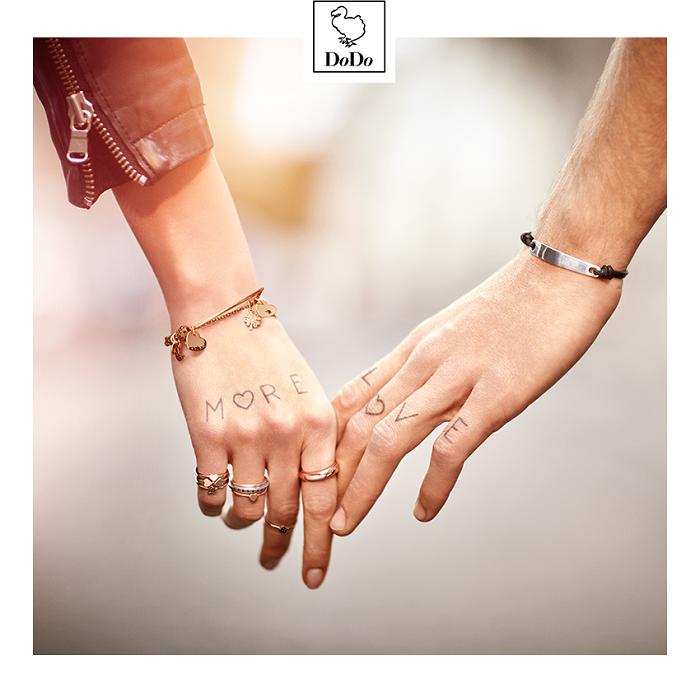 More Love: Gioielleria Del Corso e Dodo celebrano tutti i volti dell'amore